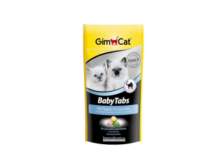 GimСat Baby Tabs. Витамины для котят, 40 г