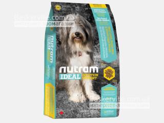 I20 Nutram Ideal Solution Support Sensitive Сухой корм для взрослых собак с проблемами кожи, шерсти и желудка