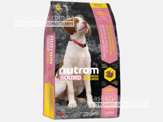 S2 Nutram Sound Balanced Wellness Natural Puppy Сухой корм для щенков