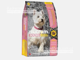 S7 Nutram Sound Balanced Wellness Small Breed Сбалансированный сухой корм для взрослых собак мелких пород
