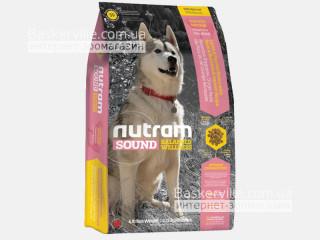 S9 Nutram Sound Balanced Wellness Natural Lamb Adult Сбалансированный сухой корм для взрослых собак с ягненком