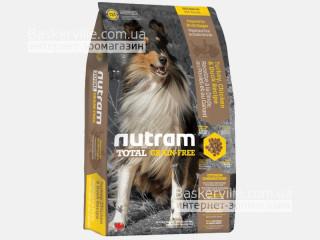T23 Nutram Total Grain-Free Turkey, Chicken & Duck Сухой корм для собак без содержания злаков с индейкой, курицей и уткой