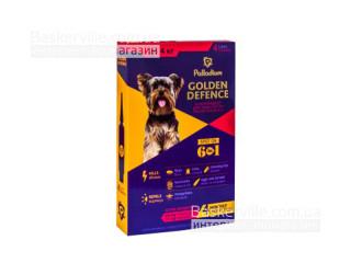 Palladium. Golden Defence. Капли на холку для собак весом до 4 кг, 1 пипетка