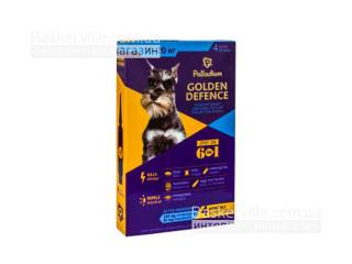 Palladium. Golden Defence. Капли на холку собаки весом от 10-20 кг, 1 пипетка