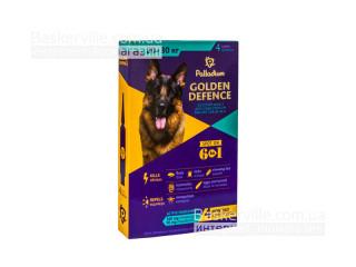 Palladium. Golden Defence. Капли на холку для собак весом от 20-30 кг, 1 пипетка
