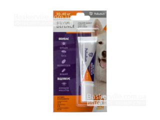 Palladium. Silver Defence. Капли на холку для собак весом от 30-40 кг