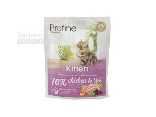 Profine. Kitten. Высококачественный сухой корм для котят, беременных и кормящих кошек
