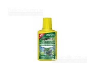 Tetra. Aque. Algumin. Средство для профилактики возникновения водорослей в аквариуме, 100 мл