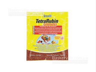 TetraRubin. Granules. Корм для аквариумных рыб, 15г