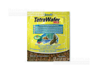 Tetra. Wafer Mix. Корм для донных рыб, 15г