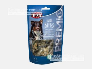 Trixie. Лакомство для собак с рыбой Sushi Bites, 75г