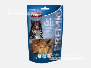 Trixie. Лакомство для собак с рыбой Premio Sushi Rolls, 100г