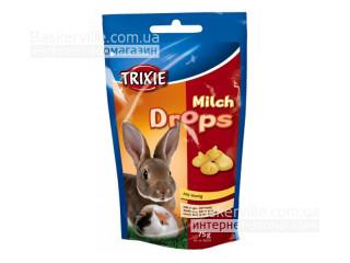 Trixie Milch Drops (Молочные дропсы с медом), 75г