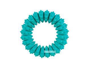 Trixie. Denta Fun. Игровое кольцо для зубов собаки, 12.5 см