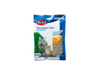 Trixie CatGrass. Витаминизированная трава для котов, 100 г