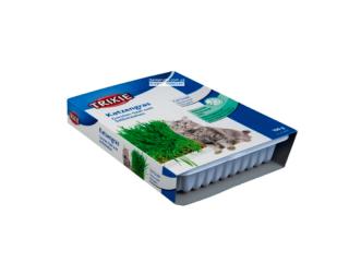 Trixie Softgrass. Витаминизированная трава для пищеварительной системы котов, 100 г