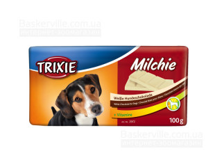 Trixie. Шоколад для собак Milchie, 100г