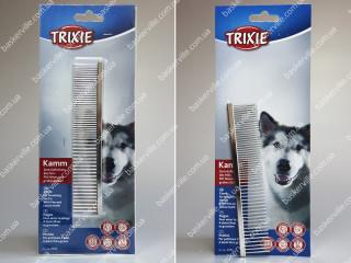 Расческа металлическая для собак и котов