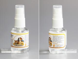 Офтасан средство для промывания глаз животных