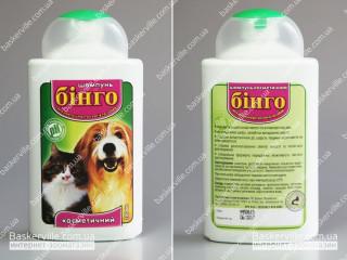 Бинго шампунь косметический для длинношерстых котов и собак