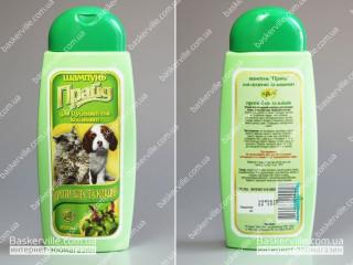 Прайд шампунь для щенков и котят против блох и клещей