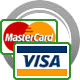 Оплата по картам Visa MasterCard